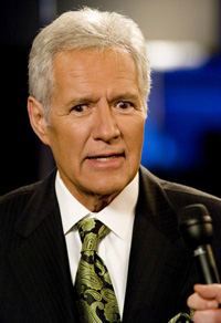 Book Alex Trebek for your next corporate event, function, or private party.