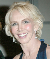 Book Trudie Styler for your next corporate event, function, or private party.