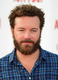 Book Danny Masterson for your next corporate event, function, or private party.