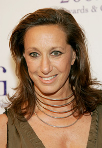 Book Donna Karan for your next corporate event, function, or private party.