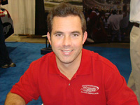 Book Hermie Sadler for your next corporate event, function, or private party.