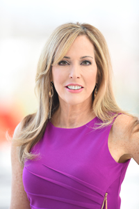 Book Linda Cohn for your next corporate event, function, or private party.