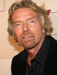 Hire Richard Branson as