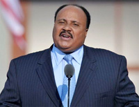 Book Martin Luther King, III for your next corporate event, function, or private party.