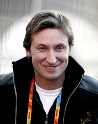 Book Wayne Gretzky for your next corporate event, function, or private party.