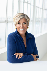 Book Suze Orman for your next corporate event, function, or private party.