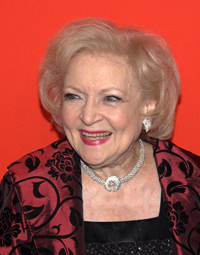 Book Betty White for your next corporate event, function, or private party.