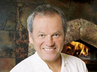 Book Wolfgang Puck for your next corporate event, function, or private party.