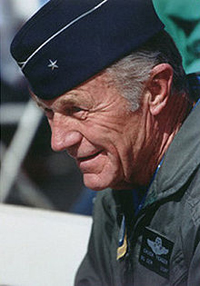 Book Chuck Yeager for your next corporate event, function, or private party.