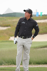 Hire Phil Mickelson as