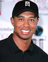 Hire Tiger Woods as