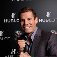 Book Julio Cesar Chavez for your next corporate event, function, or private party.
