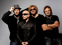 Book Chickenfoot for your next corporate event, function, or private party.