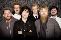 Book Blitzen Trapper for your next corporate event, function, or private party.