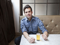 Book Andrew Knowlton for your next corporate event, function, or private party.