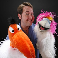 Book Kevin Johnson (Ventriloquist) for your next corporate event, function, or private party.