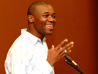 Book Cedric Jennings for your next corporate event, function, or private party.