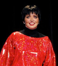 Book Liza Minnelli look-alike-Suzanne Goulet for your next corporate event, function, or private party.