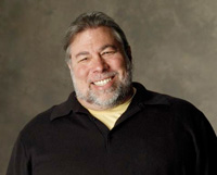 Hire Steve Wozniak as