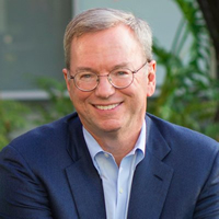 Book Eric Schmidt for your next corporate event, function, or private party.