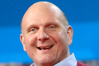 Book Steve Ballmer for your next corporate event, function, or private party.