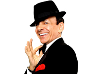 Book Monty Aidem - Tribute To Frank Sinatra for your next corporate event, function, or private party.