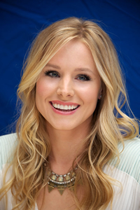 Book Kristen Bell for your next corporate event, function, or private party.