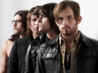 Book Kings Of Leon for your next corporate event, function, or private party.