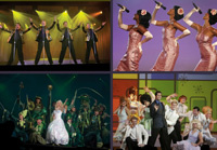 Book Thoroughly Modern Broadway for your next corporate event, function, or private party.