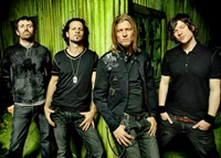 Book Puddle Of Mudd for your next corporate event, function, or private party.