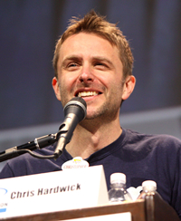 Book Chris Hardwick for your next corporate event, function, or private party.