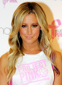 Book Ashley Tisdale for your next corporate event, function, or private party.