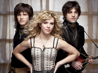 Book The Band Perry for your next corporate event, function, or private party.