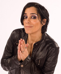 Book Marga Gomez for your next corporate event, function, or private party.