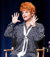 Book An Evening With Lucille Ball for your next corporate event, function, or private party.