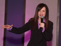 Book Amy Borkowsky for your next corporate event, function, or private party.