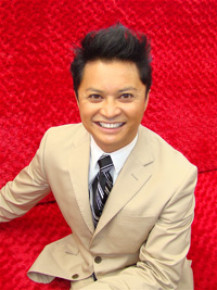 Book Alec Mapa  for your next corporate event, function, or private party.