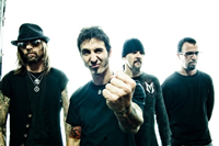 Book Godsmack for your next corporate event, function, or private party.