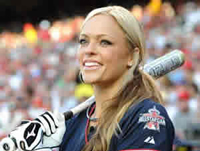 Book Jennie Finch for your next corporate event, function, or private party.