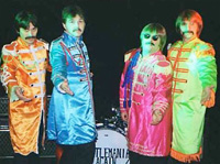 Book Beatlemania Again (Tribute To The Beatles) for your next corporate event, function, or private party.