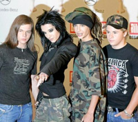 Book Tokio Hotel for your next corporate event, function, or private party.