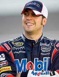 Book Sam Hornish Jr. for your next corporate event, function, or private party.