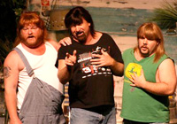 Book 3 Redneck Tenors  for your next corporate event, function, or private party.