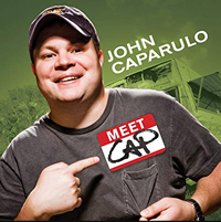 Book John Caparulo for your next corporate event, function, or private party.