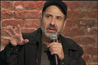 Book Dave Attell for your next corporate event, function, or private party.