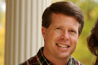 Book Jim Bob Duggar for your next corporate event, function, or private party.