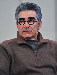 Book Eugene Levy for your next corporate event, function, or private party.