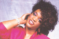 Book Evelyn Champagne King for your next corporate event, function, or private party.