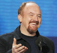 Book Louis CK for your next corporate event, function, or private party.