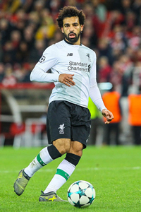 Book Mohamed Salah for your next corporate event, function, or private party.